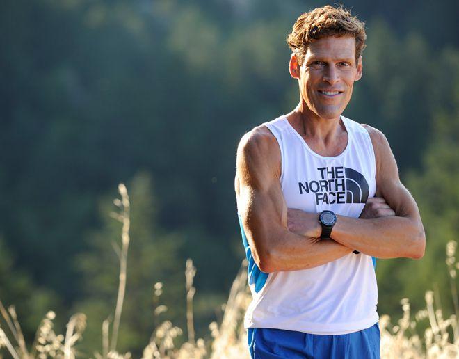 уникальный марафонец
