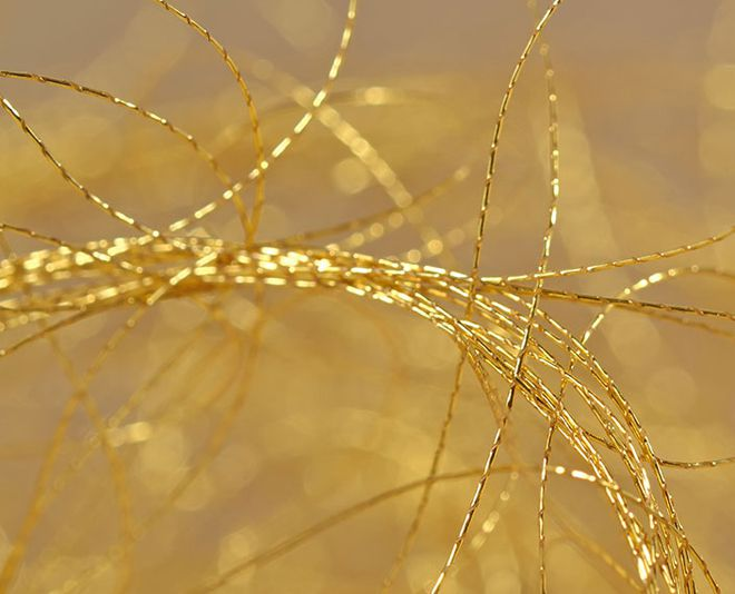 податливое золото