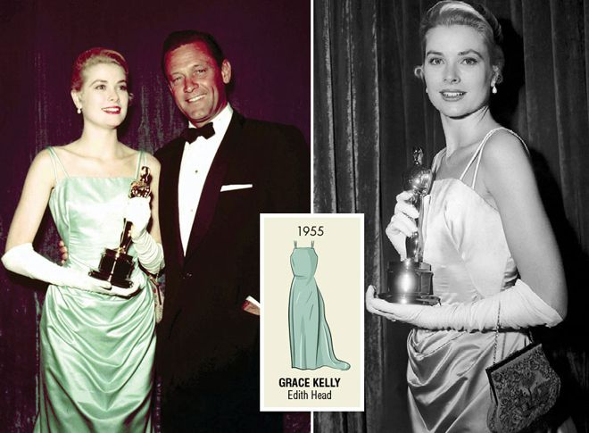грейс келли 1955 год