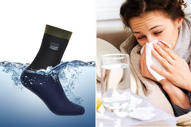 избавиться от простуды