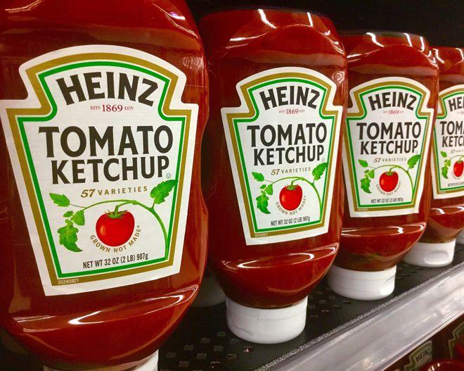 кетчуп heinz 57 varietes