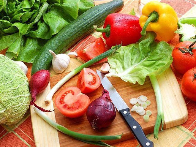 продлеваем свежесть овощей