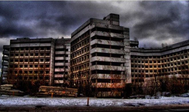 строительство больницы началось в 1980м году