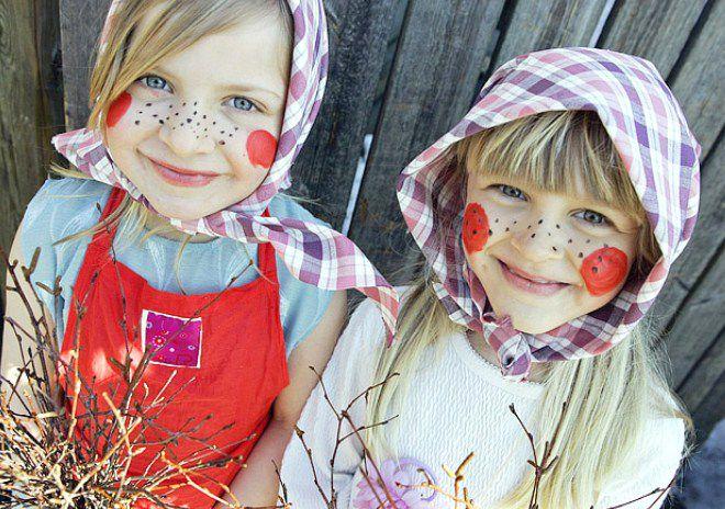 шведам Пасха напоминает Хэллоуин