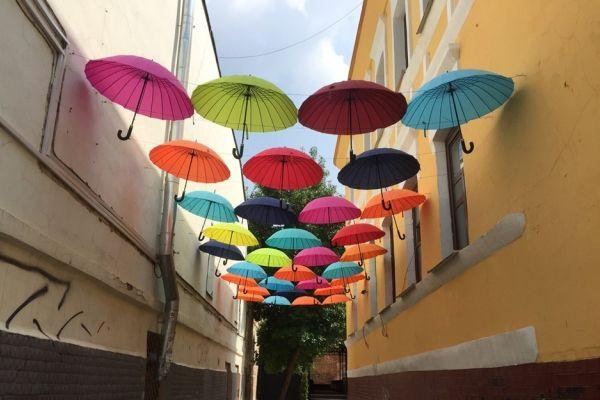 Зонтичное небо 3