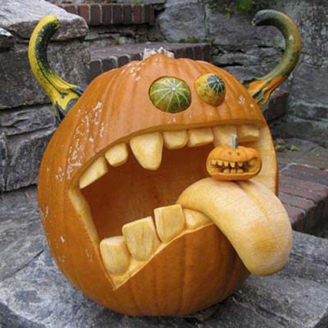 Хелоуинский гоблин