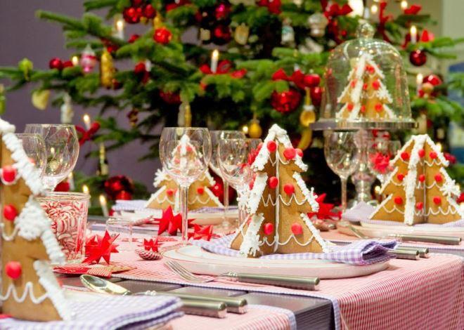 Составить меню для новогоднего стола
