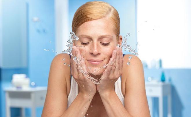 Не смывать мицеллярную воду