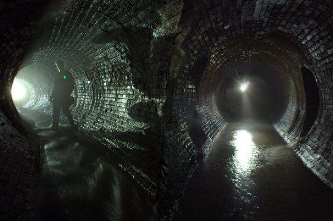 Старинные подземелья Лондона
