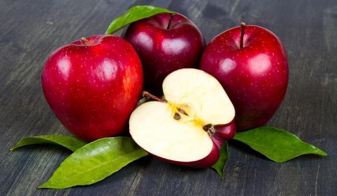 Вторник – яблоко