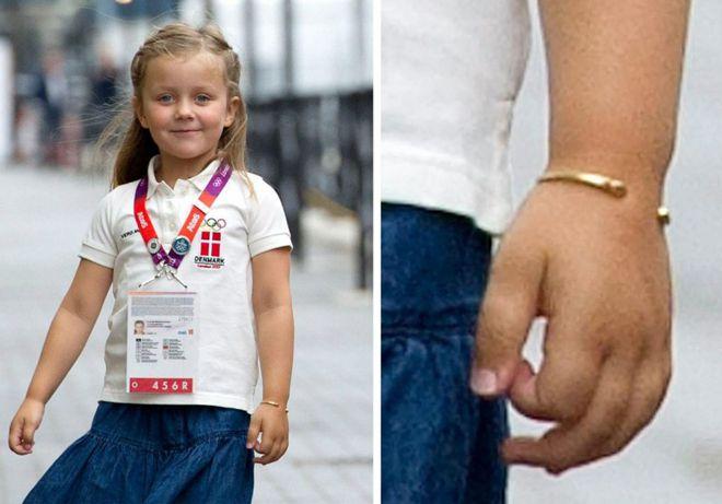 браслеты датских принцесс