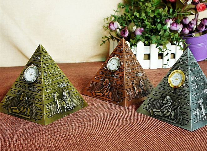 какой египет без пирамид