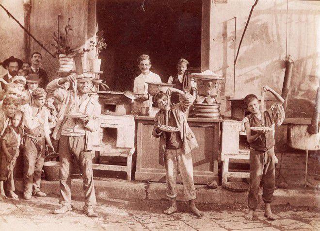 революция сделала макароны дешевым продуктом питания