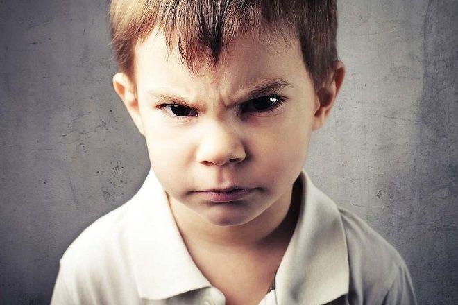 3 ребенка внутри нас, которыми стоит научиться управлять  Сердитый Ребенок