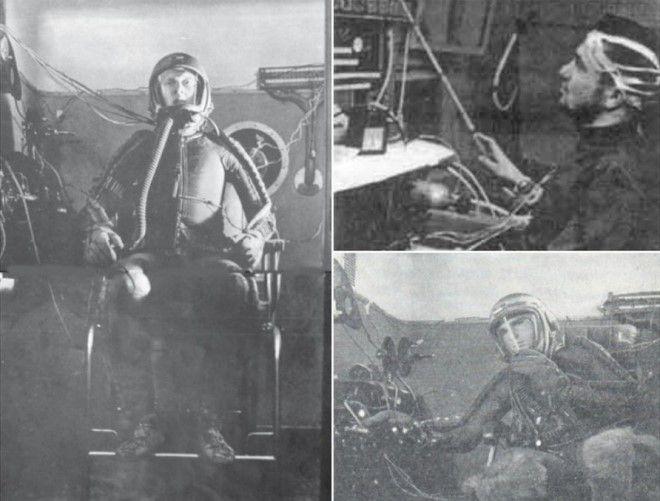 смерть космонавта Бондаренко 23 марта 1961 года