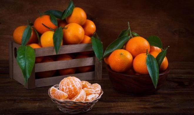Среда – мандарин