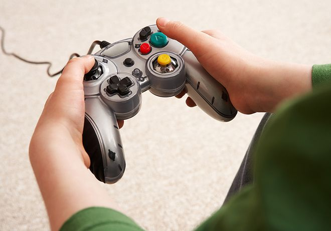 Видеоигры для детей 5 лет