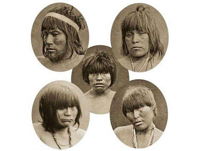 индейцы племени кавескар