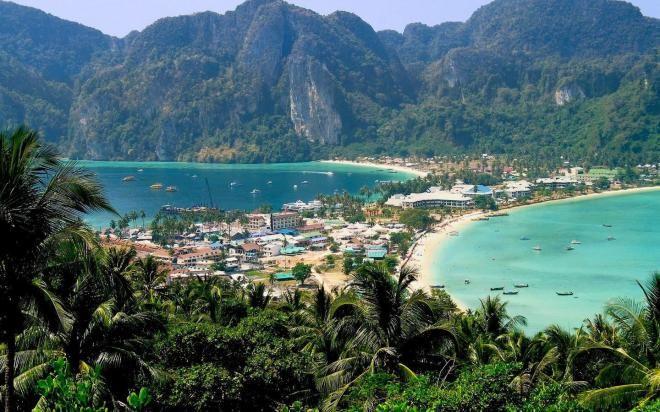 Ко Пхи Пхи Дон, Таиланд