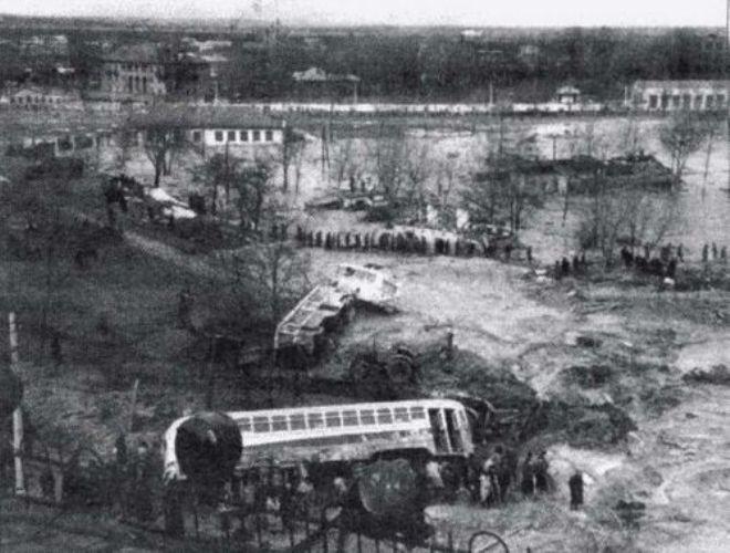 куреневская катастрофа 13 марта 1961 года