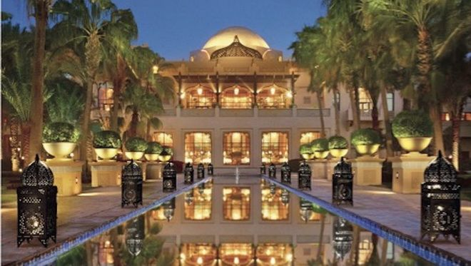 курорт Mirage Palace