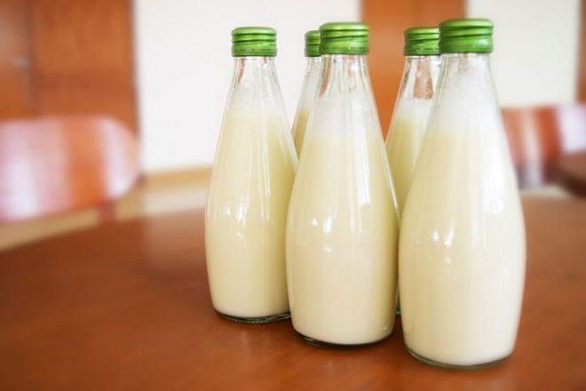 Миндальное молоко