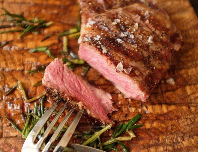 секрет приготовления вкусного стейка