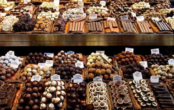шоколадный бутик