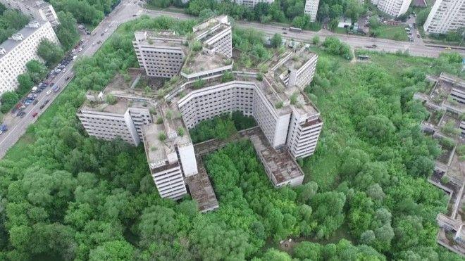 больница стала привлекательным местом для самоубийц