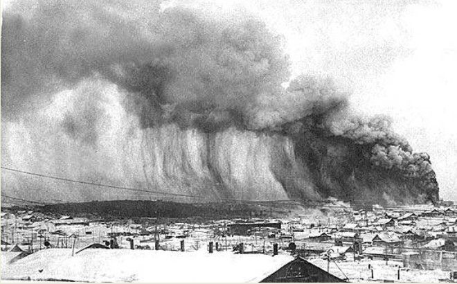 цунами на сахалине 5 ноября 1952 года