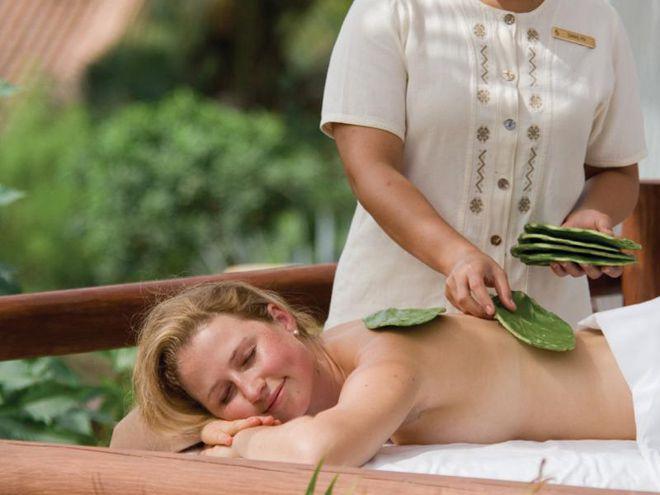 экзотический массаж