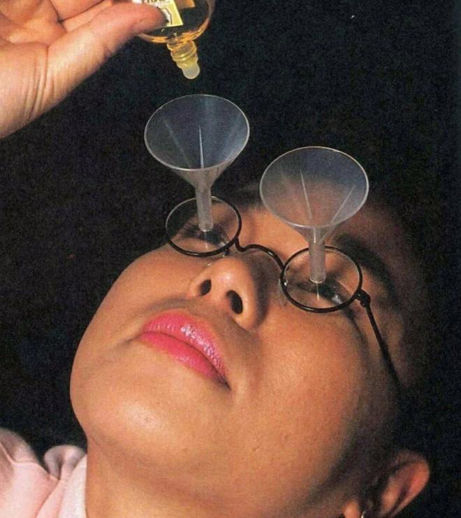 Лейки для глазных капель