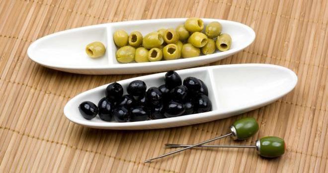 Пятница – оливка