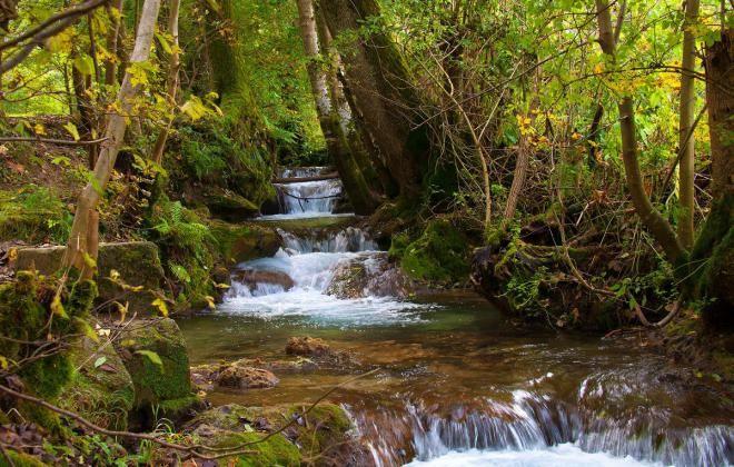 Водопад Урахер