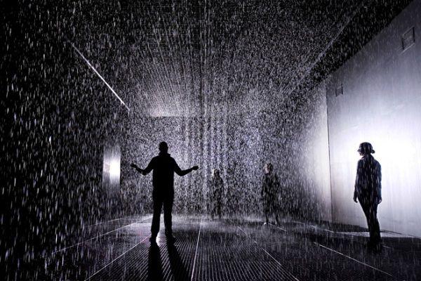 Комната дождя 1