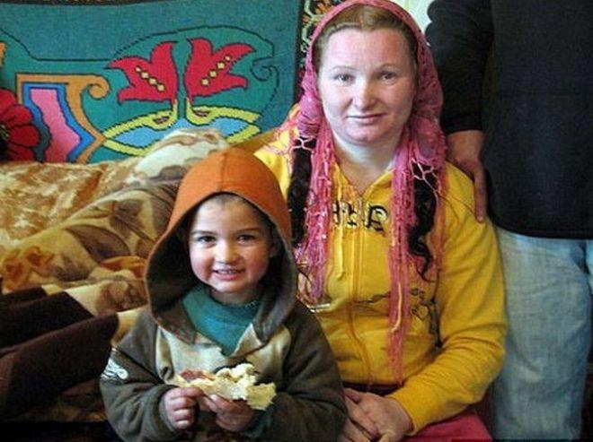 мать и сын марии из румынии