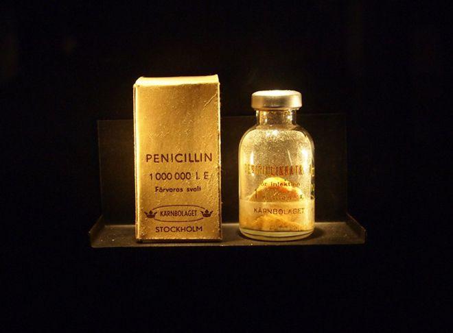 опасность пенициллина