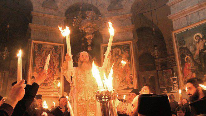 патриарх и гроб господень