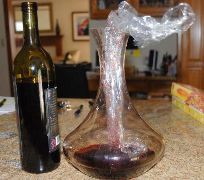 сохранность вкуса вина