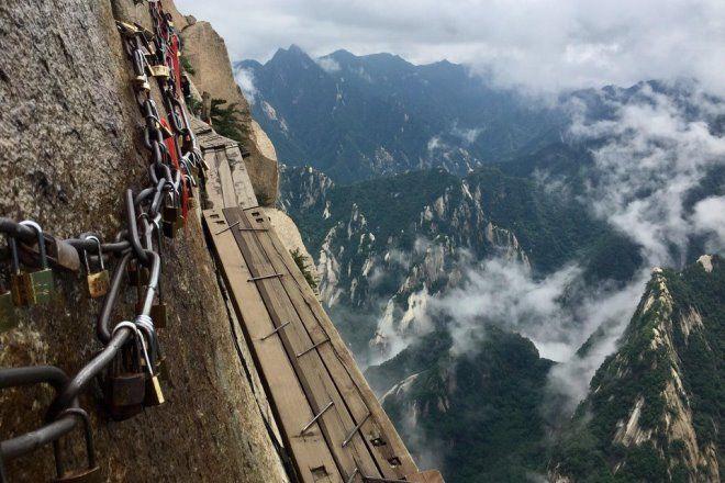 «Тропа смерти» Китай, Сиань