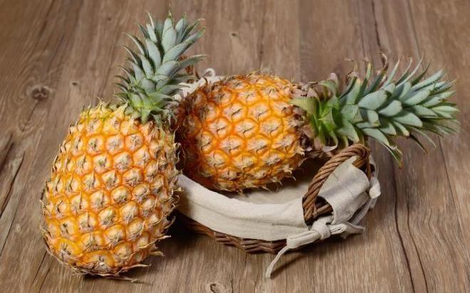 Воскресенье – ананас