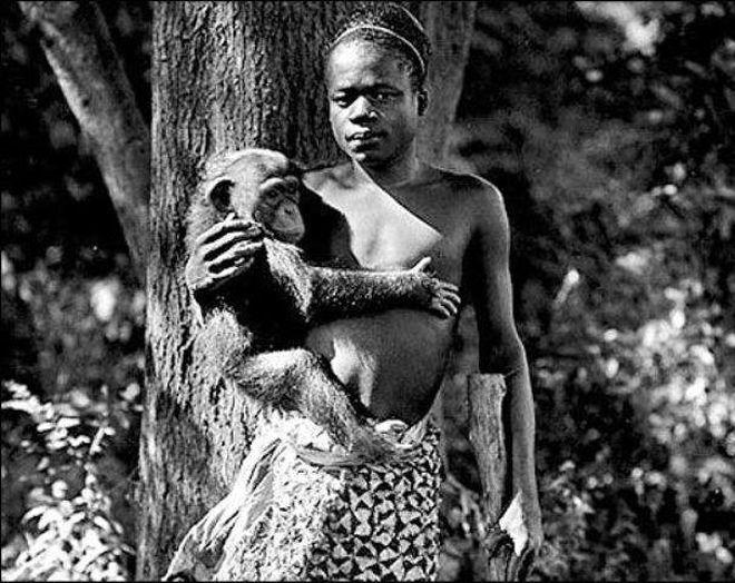 конголезский пигмей