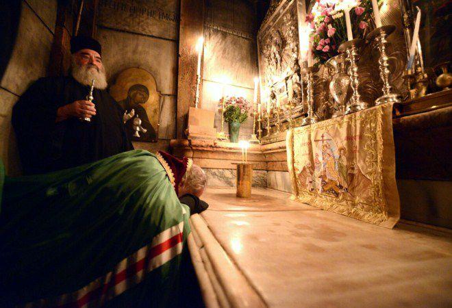 патриарх и кувуклия