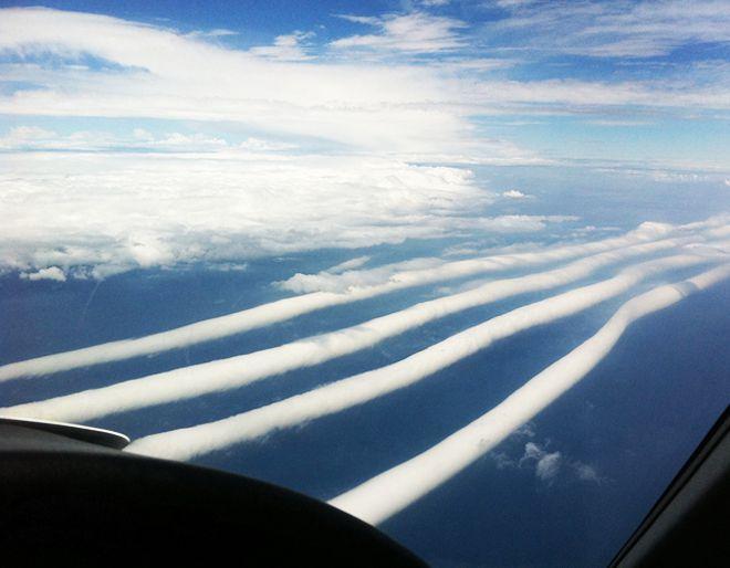 трубчатые облака