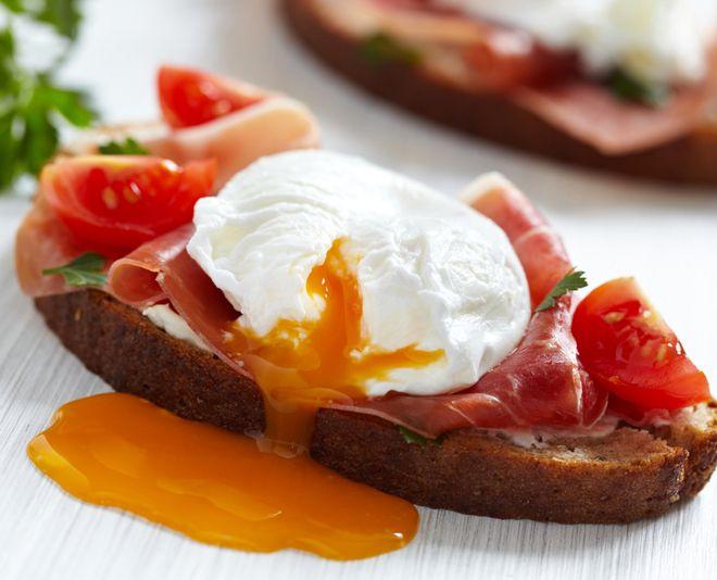 учимся готовить правильное яйцо-пашот