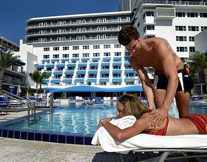 в майями в отелях