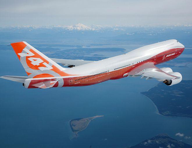 самолеты boeing 747