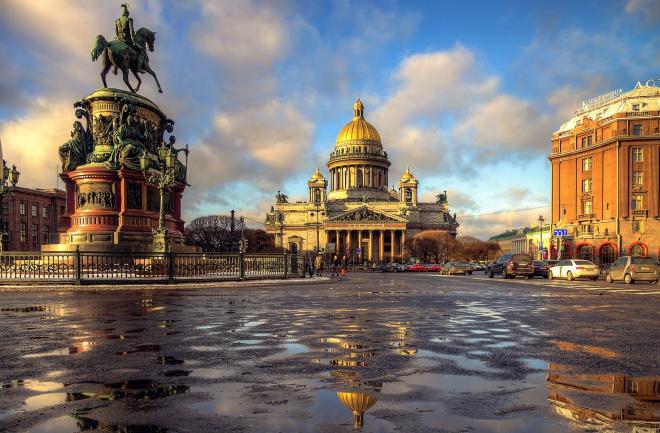 Санкт - Петербург