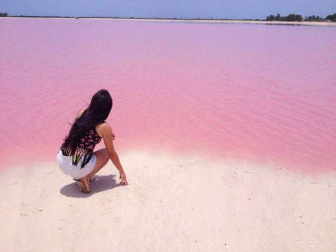 Розовая лагуна1