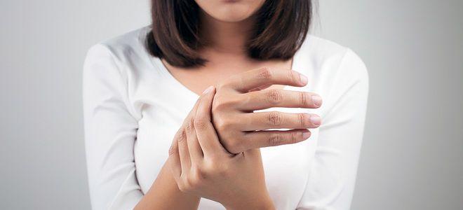 Лечение воспаление суставов пальцев ног